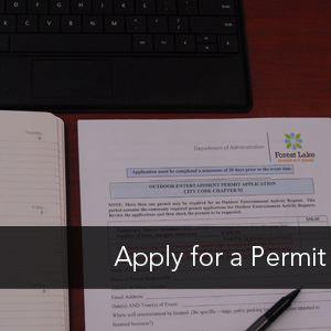 Apply for a Permit